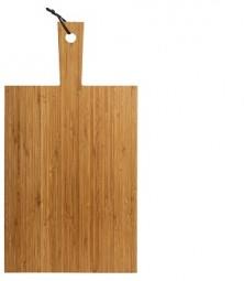 Bambus Schneidebrett 47x25x1,5 cm