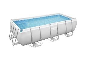 SO 2022 Pool XL Steel Frame 404x201x100cm BESTWAY®