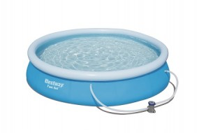 SO Fast Set Pool 366x76 cm mit Pumpe BESTWAY®