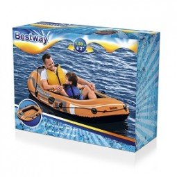 SO 2022 Boot für 1 Erwachsenen + 1 Kind BESTWAY®